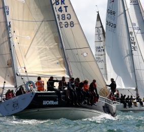 Keelboat Racing
