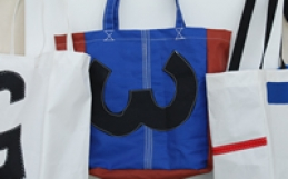 21 Litre Sailcloth Bag