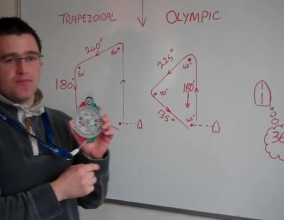 wot-tac Olympic and Trapezoidal Courses